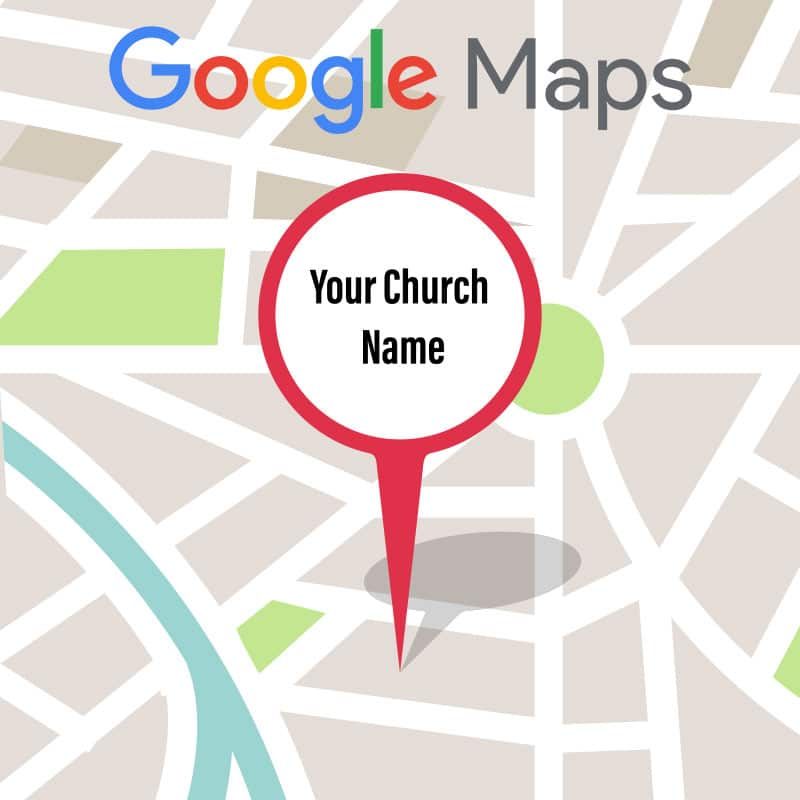 Church Websites UK - Google Maps Optimisation Services
