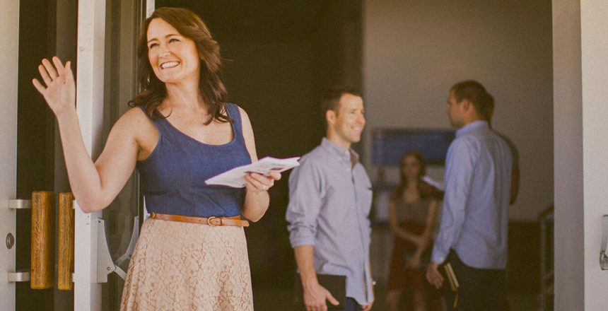 Five things every church visitor needs to know